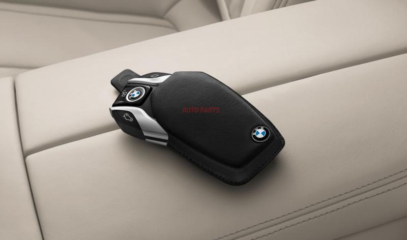 82292365436 (кожаный футляр для ключа BMW 7 Series Key Case) 82292365436 bmw