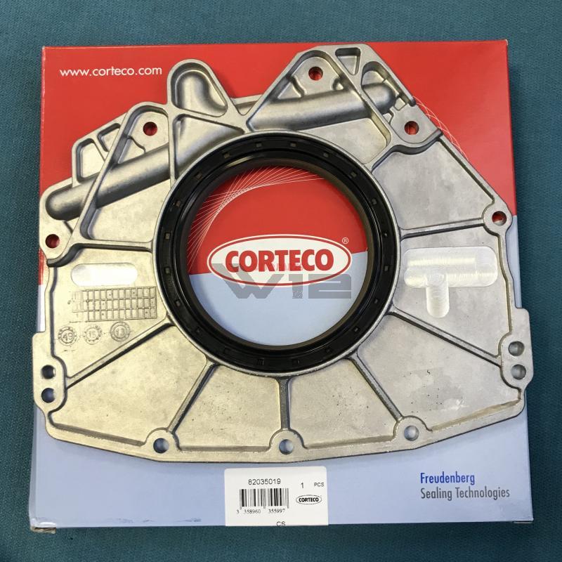 Уплотняющее кольцо, коленчатый вал 20035019b corteco