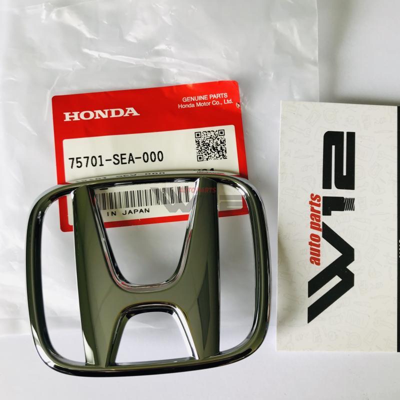 Эмблема крышки багажника (фирменный значок) 75701sea000 honda