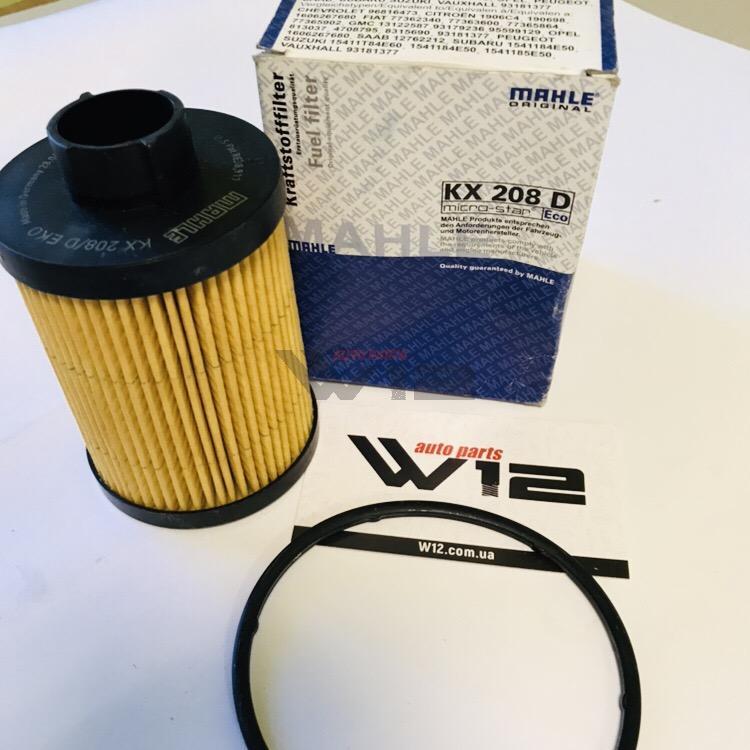 Топливный фильтр kx208d knechtmahlefilter