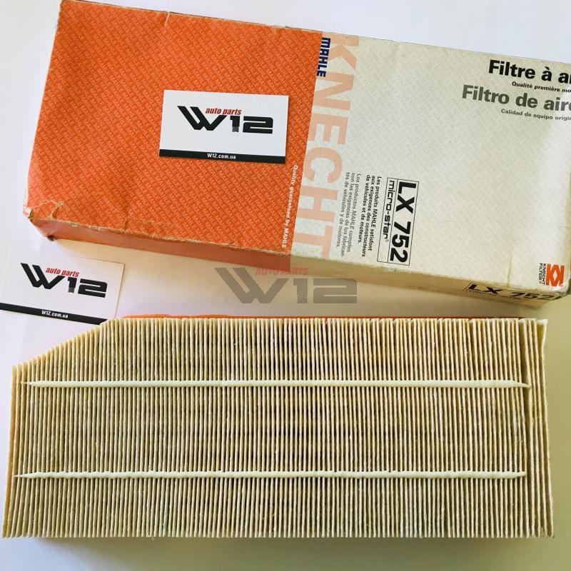 Воздушный фильтр lx752 knechtmahlefilter