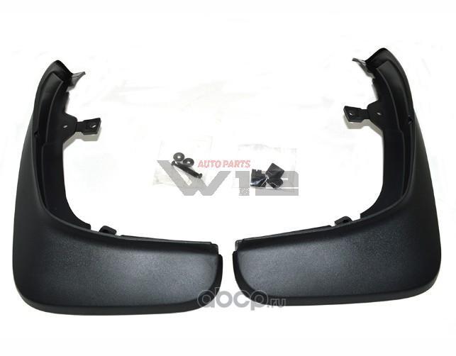 Задние брызговики, совместимые с бампером из комплекта аксессуаров внешней отделки / VPLSP0015 / vplsp0015 landrover