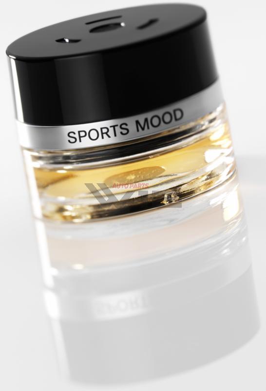 Ароматизатор \Sports Mood \ (свежая зелень, цветочный, цитрусовый)  / A0008990188 a0008990188 mercedes