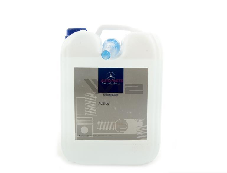 Присадка топливная \adblue\ 10 литров / мочевина / ADBLUE / A004989042012 A0049890420 / a004989042012 mercedes