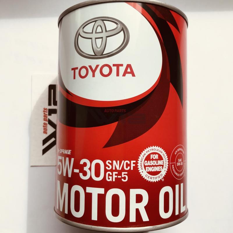 Оригинал масло красное япония железо 5/30 Toyota 0888010706 toyota