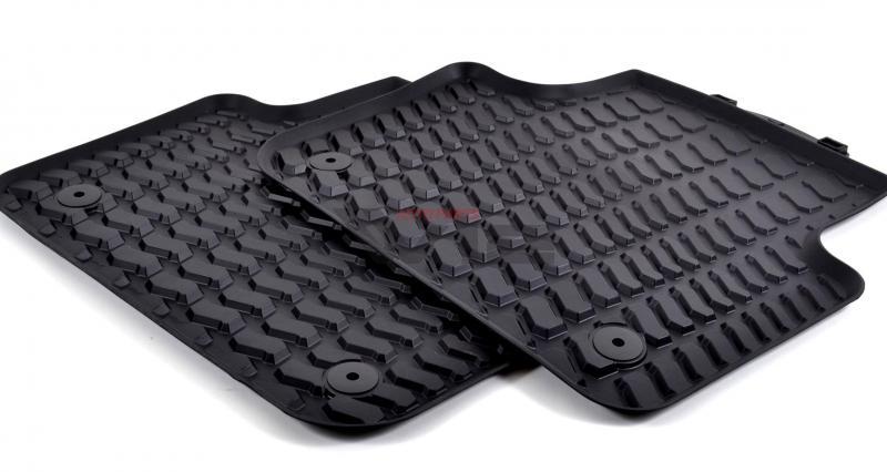 килимки гумові к-т 2 шт 945x575x35 4m1061512041 vag